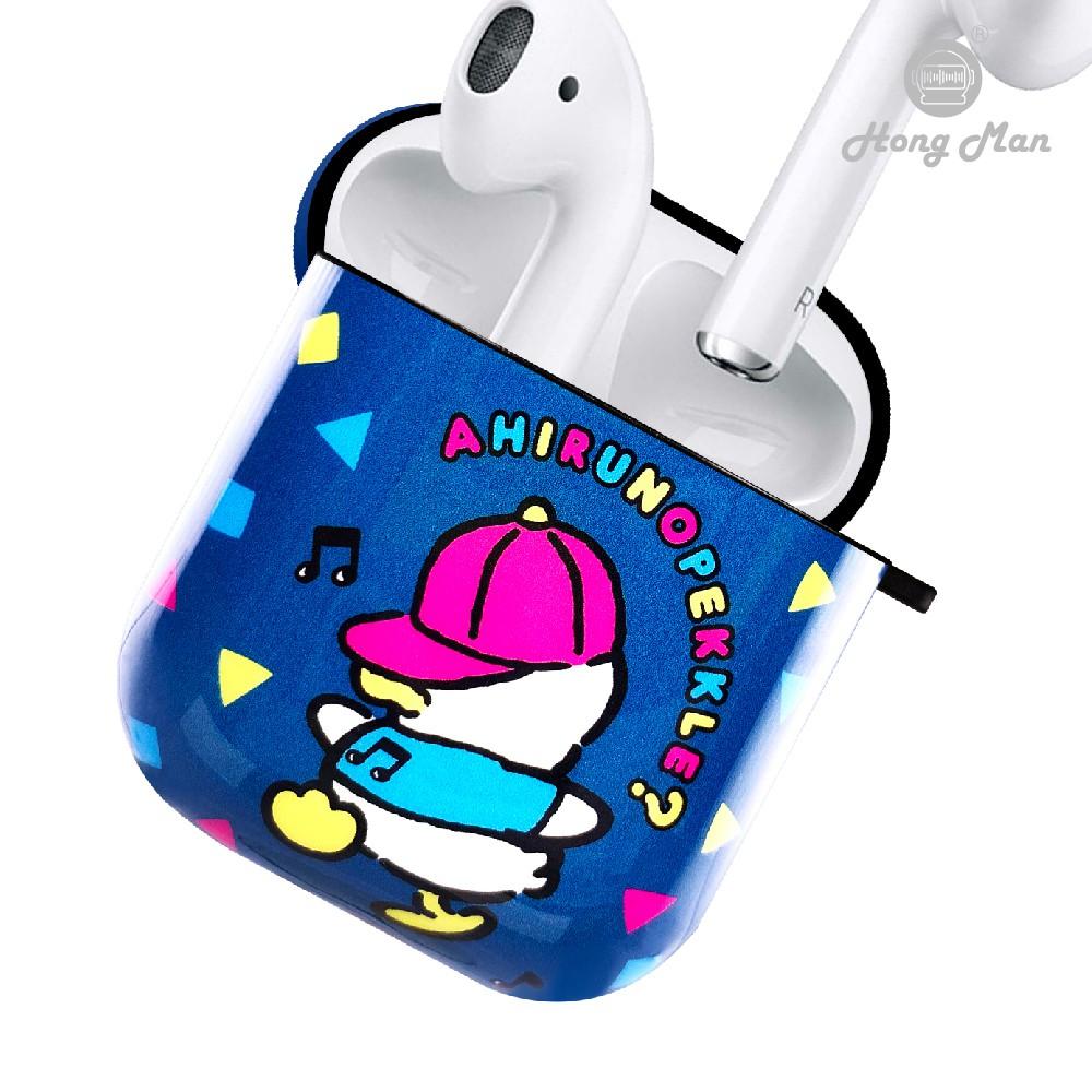 三麗鷗系列 AirPods防塵耐磨保護套 貝克鴨 DJ小鴨