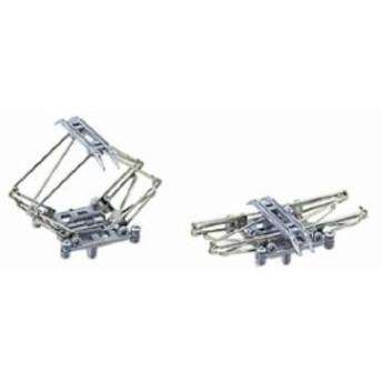 Nゲージ 直流パンタグラフPS16 Bタイプ 2個入 鉄道模型用品(11-420)