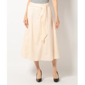 ICB(アイシービー)/【セットアップ可 / 洗える】Fine Twill スカート