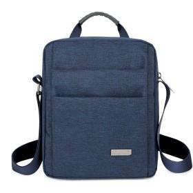Baggie 男性ファッションカジュアルショルダーバッグ大容量防水耐摩耗性メッセンジャーバッグトレンド事業対角線パッケージ