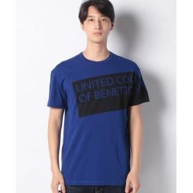 [マルイ]【セール】ロゴドロップショルダーTシャツ・カットソー/ベネトン メンズ(UNITED COLORS OF BENETTON)