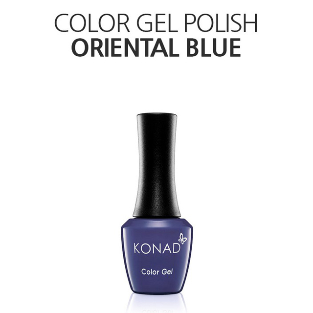 KONAD可卸式彩色凝膠-051 Oriental Blue