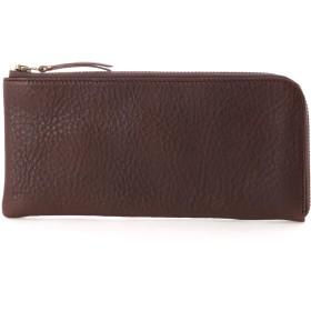 SLOW SLOW スロウ 長財布 財布,チョコ