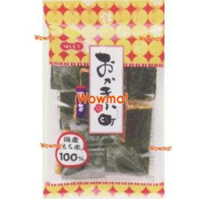 WOxほくえつ 24G おかき小町 海苔×12個【x】【送料無料(北海道・沖縄は別途送料)】