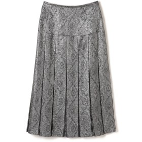 RITO(リト)/METALLIC PLEATS SKIRT