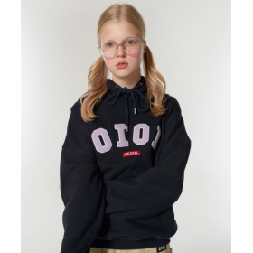 5252 by oioi 【5252 by o!oi】2019 SIGNATURE HOODIE NAVY M