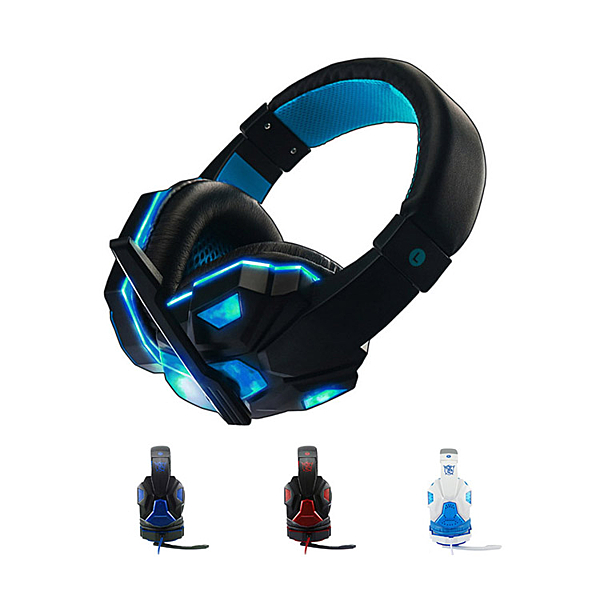 電競耳機 耳罩式耳機 麥克風 電腦 手機 都適用