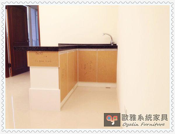 【歐雅 系統家具 】吧檯水槽櫃