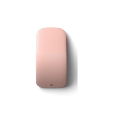 微軟Arc滑鼠(淡雅粉)