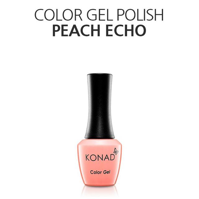 KONAD可卸式彩色凝膠-054 Peach Echo