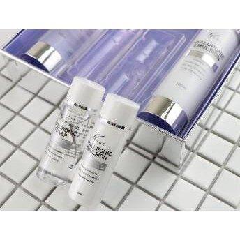(小資族購物站)AHC 神仙水 + 透明質酸乳液 套裝 100ml+30ml 玻尿酸神仙水保養組合(4件)