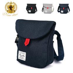 NEW STAR 小包 簡約防水超輕小斜背包側背包包 隨身包 男 女 男包 現貨 BL163