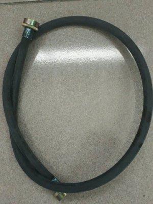 惠而浦 奇異 美泰克 楷模 洗衣機 進水管 給水管 美式黑管 長度約135公分