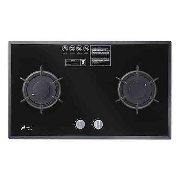 【歐雅系統家具】豪山 雙口歐化玻璃檯面爐 SB-2206