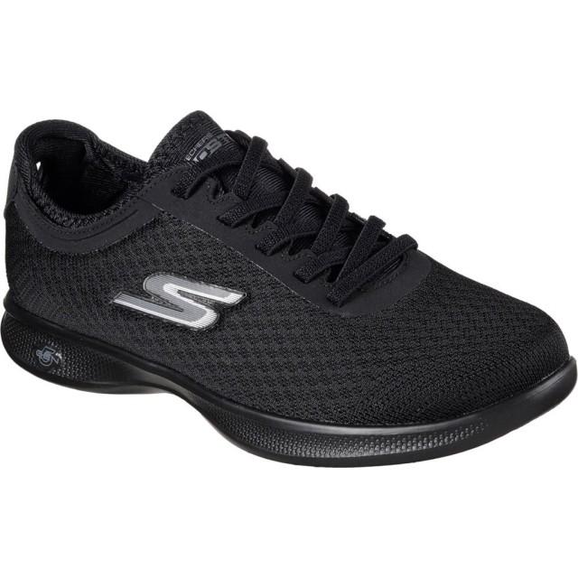 [スケッチャーズ] シューズ スニーカー GO STEP Lite Dashing Sneaker Black/Blac レディース [並行輸入品]