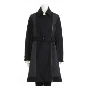 TOKUKO 1er VOL コンパクトNYタフタ コート その他 コート,ブラック