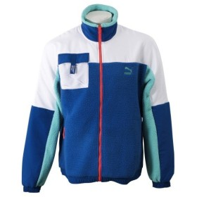 レディース 【PUMA ウェア】 プーマ ウェア M XTG TRAIL ウーブン ジャケット 596731 65GALAXY BLUE