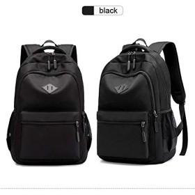 Baggie カジュアルメンズバックパック USB 充電バックパック男性大学生バッグ無地防水 bagpack ための十代