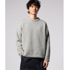 [マルイ] メンズセーター(3GG LAMBS WOOL WIDE P/O ニット)/J.S.ホームステッド(J.S.Homestead)