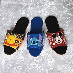 (e鞋院)迪士尼室內拖鞋  2雙任選2雙任選(請留言)