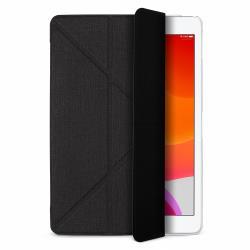 JTLEGEND iPad 2019/2020 Amos 10.2吋 相機快取多角度折疊布紋皮套