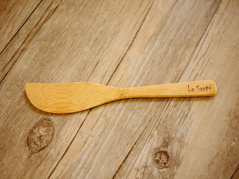 竹製果醬刀 抺刀