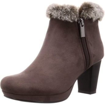 [バイアシナガオジサン] ブーツ 8890717 レディース オーク 24.5 cm