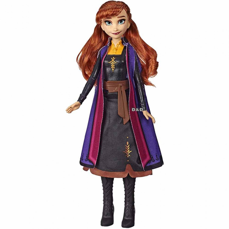 Disney 迪士尼 - 《 Disney 迪士尼 公主 》冰雪奇緣2電子閃亮公主組-安娜