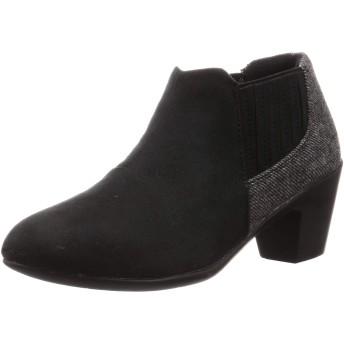 [オールデイウォーク] ブーツ ALW 2230 レディース ブラック/グレー 23 cm 2E