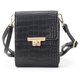 [マルイ]【セール】ウォレットミニショルダーバッグ/クチュールブローチ(Couture Brooch)