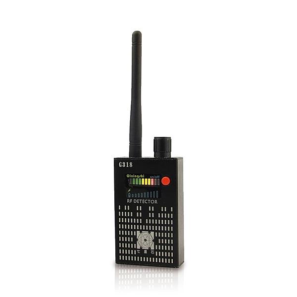 全視線 G318 多功能反無線偷拍 監聽偵測器
