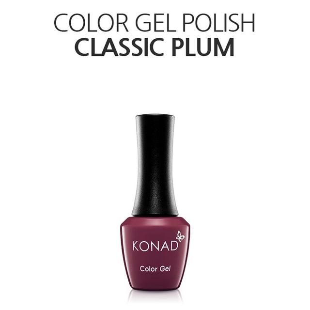 KONAD可卸式彩色凝膠-083 Classic Plum