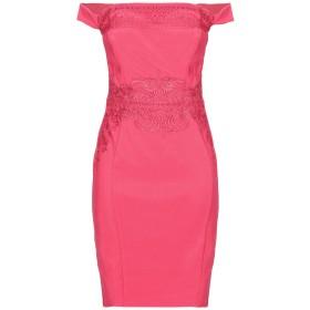 《セール開催中》LIPSY レディース ミニワンピース&ドレス フューシャ 6 ポリエステル 95% / ポリウレタン 5%