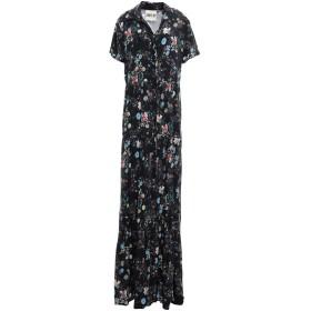 《セール開催中》ANIYE BY レディース ロングワンピース&ドレス ブラック XS レーヨン 100%