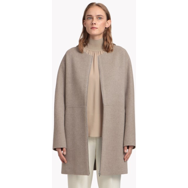 【Theory】New Divide Luxe Bell Coat LS