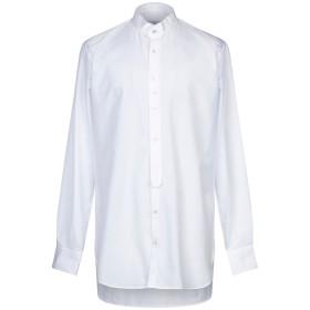 《セール開催中》COSTUMEIN メンズ シャツ ホワイト 52 コットン 100%