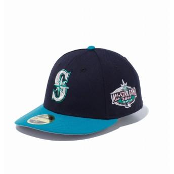 NEW ERA ニューエラ LP 59FIFTY MLB オールスターゲーム 2001 サイドパッチ シアトル・マリナーズ ネイビー ベースボールキャップ キャップ 帽子 メンズ レディース 7 7/8 (62.5cm) 12286428 NEWERA