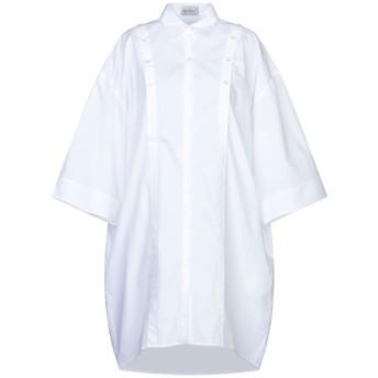 《セール開催中》BALOSSA レディース シャツ ホワイト 40 コットン 100%