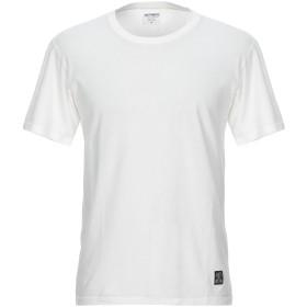 《セール開催中》GUILTY PARTIES メンズ T シャツ ホワイト M コットン 100%