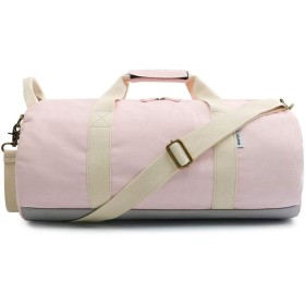 Sukipu ジムバッグ、靴コンパートメントと防水スポーツダッフルバッグトレーニングハンドバッグ