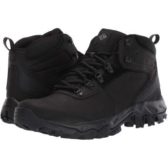 [コロンビア] シューズ ブーツ・レインブーツ Newton Ridge¢ Plus II Waterproof Black/Blac メンズ [並行輸入品]