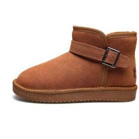 [YXSNG] メンズ 大きいサイズ ショートブーツブーツ 防水 22.0cm ワークブーツ ブラック メンズブーツ シューズ 革 靴 メンズシューズ イエロー ブーツ 防寒 ブーツ 通勤 仕事 通勤 レジャー アウトドア スノーブーツ イングランド風