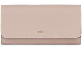 《セール開催中》FURLA レディース 財布 ローズピンク 革 100% BABYLON XL BI-FOLD