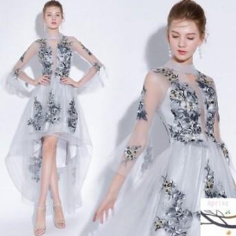 パーティードレス パーティドレス 結婚式 同窓会 Aライン ドレス ウェディングドレス 大きいサイズ ドレス 二次会 成人式 ドレス 忘年会