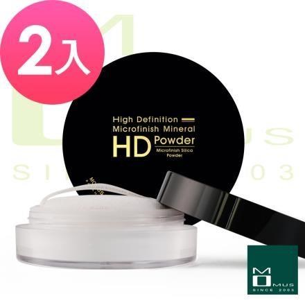 MOMUS HD-微晶礦質蜜粉 7g ( 2入 )