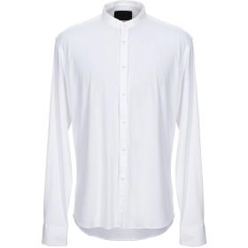 《セール開催中》RRD メンズ シャツ ホワイト 58 ナイロン 87% / ポリウレタン 13%