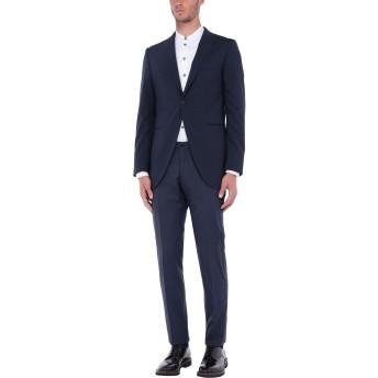 《セール開催中》LAB. PAL ZILERI メンズ スーツ ダークブルー 46 ウール 90% / ポリウレタン 10%