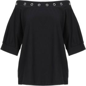 《セール開催中》DON'T MISS YOUR DREAMS レディース T シャツ ブラック XL コットン 100%