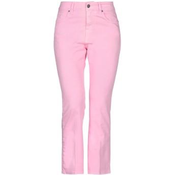 《セール開催中》VICOLO レディース パンツ ピンク XS コットン 98% / ポリウレタン 2%