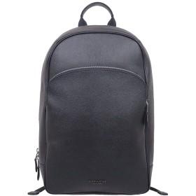 [コーチ] COACH バッグ(リュック) F72512 ブラック ベケット クロスグレーン レザー ビジネス バックパック メンズ レディース [アウトレット品] [ブランド] [並行輸入品]